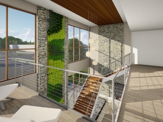 Doctor's Offices of the future... From living walls to rooftop terraces