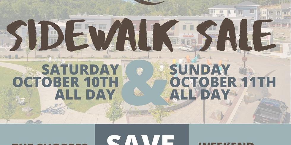 Quarry Walk's Sidewalk Sale