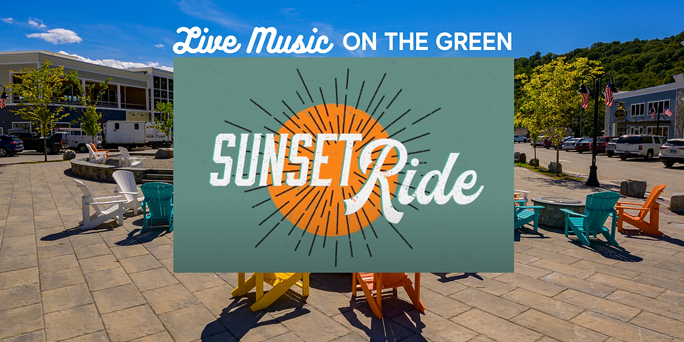 Concert on the Green: Sunset Ride