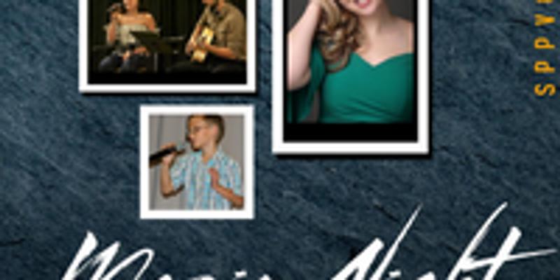 SPP Vocal Studio Presents Music Night