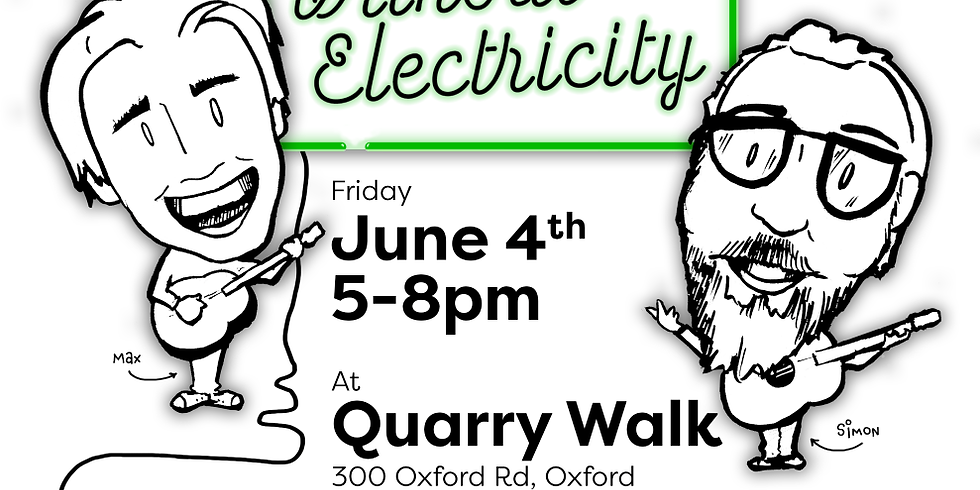 Concert on the Green: Without Electricity