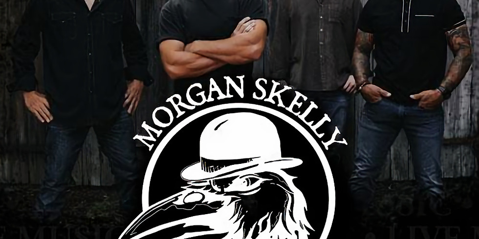Morgan Skelly and the Old Crows