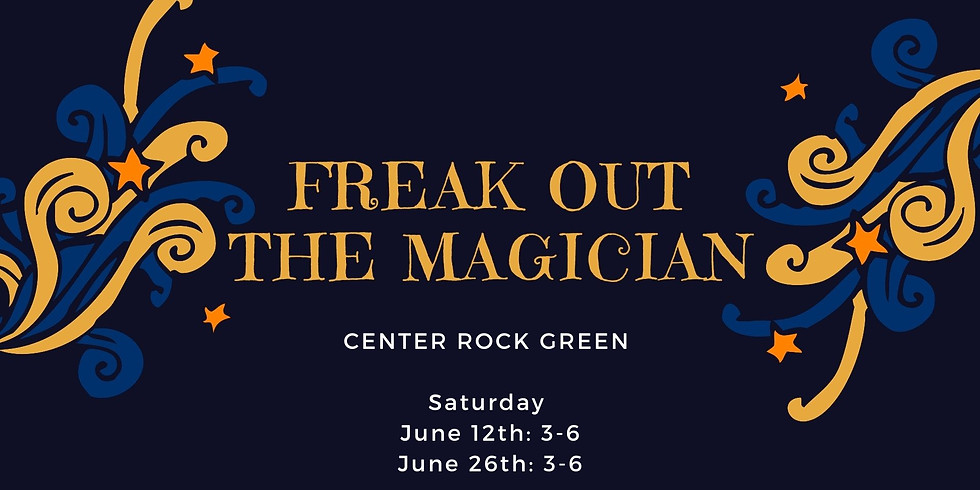 Freak Out The Magician
