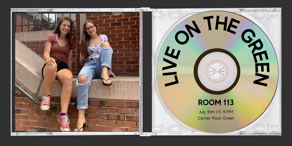 Concert on the Green: Room113