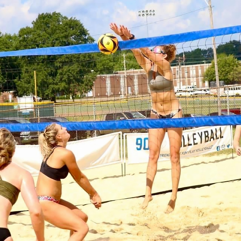Doubles Beach Volleyball Tournament