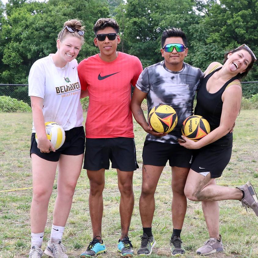 M/W/Coed 4v4 Grass Volleyball Tournament
