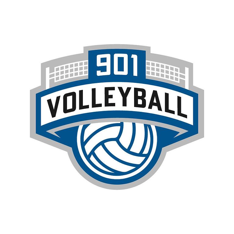 901Volleyball Fall 2021 Beach Volleyball League Registration