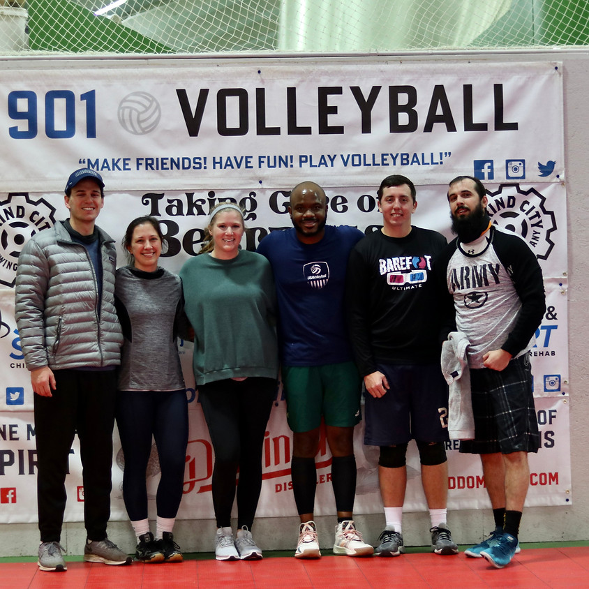 Coed 6v6 Indoor Volleyball Tournament