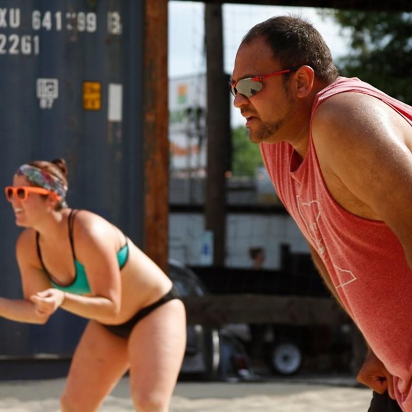Polar Bear Blind Draw Coed Sand Volleyball Tournament