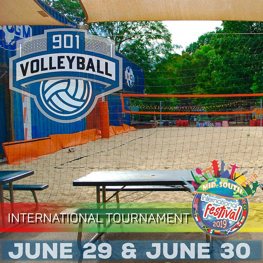Midsouth International Festival Sand Volleyball Tournament