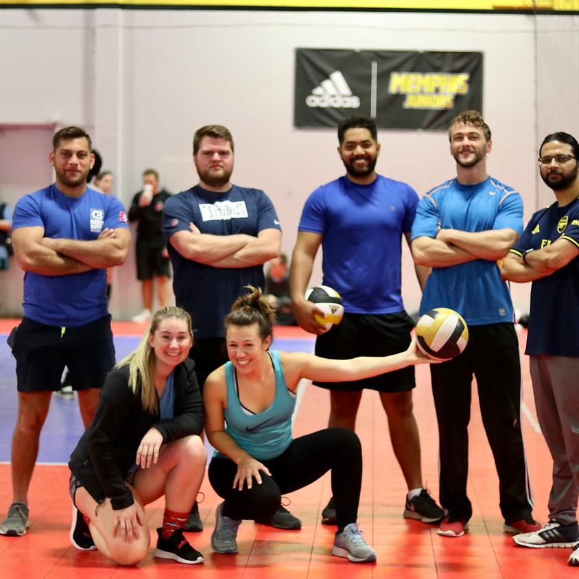 Men's & Women's 6v6 Indoor Volleyball Tournament