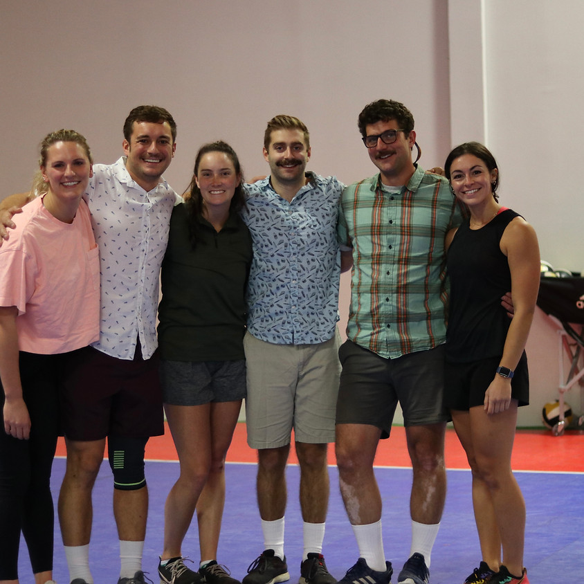 Coed 4v4 Indoor Volleyball Tournament