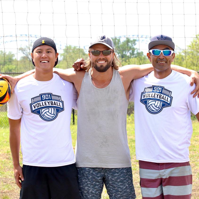 M/W/Coed 2v2 Grass Volleyball Tournament
