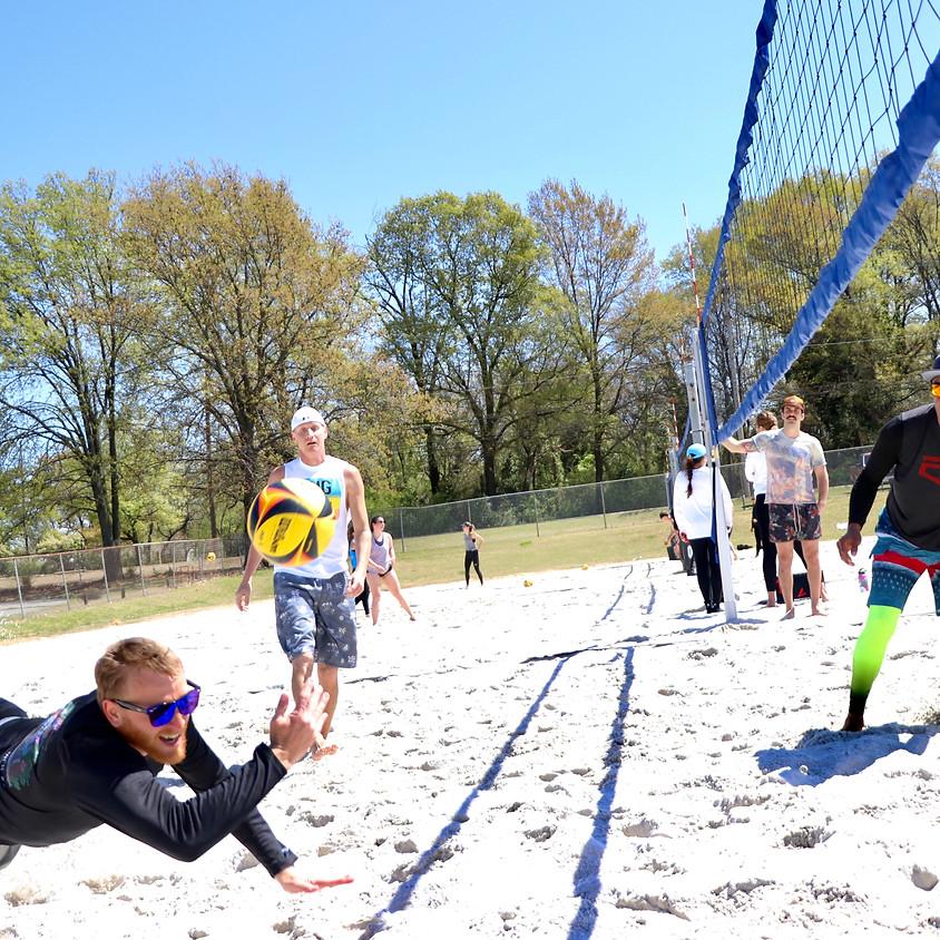 KOB & QOB Beach Volleyball Tournament