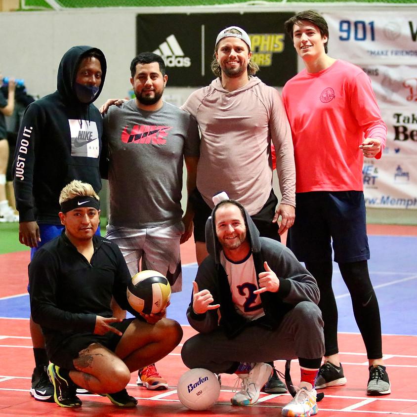 Men's & Women's 4v4 Indoor Volleyball Tournament