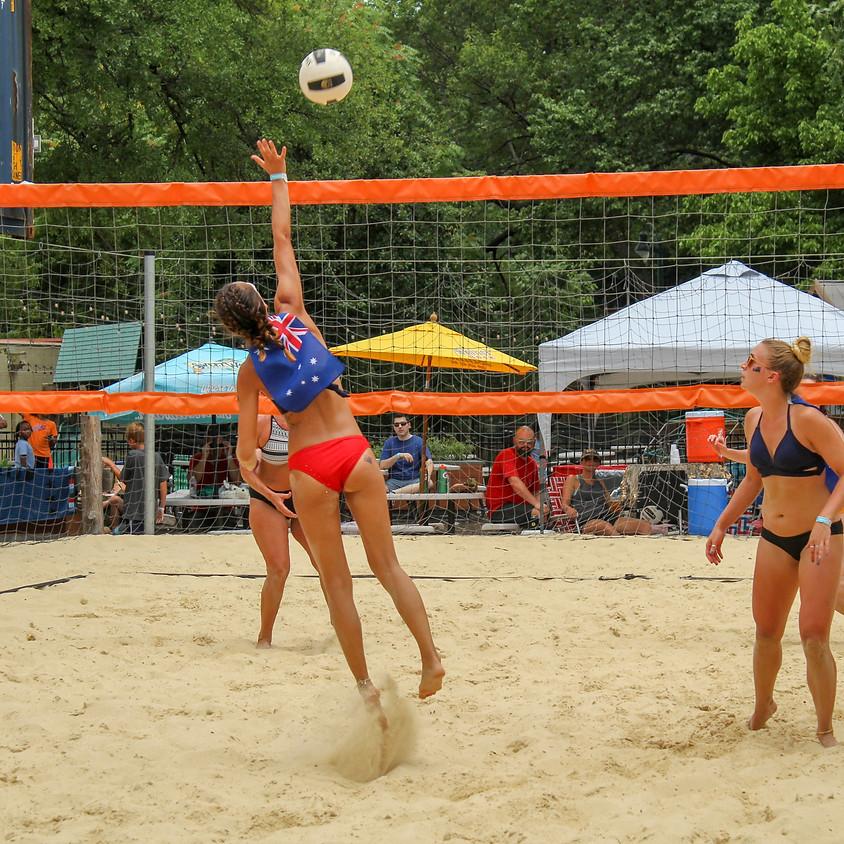 BYOD Sand Volleyball Tournament