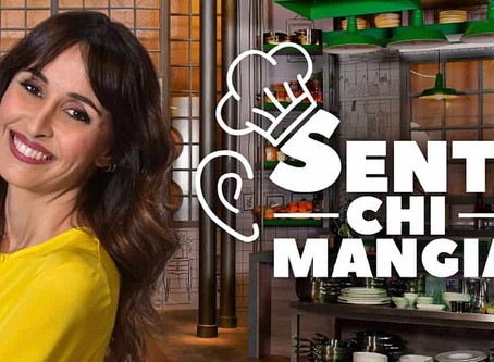 SENTI CHI MANGIA launches in Italy, daily for 7 weeks, watch trailer here