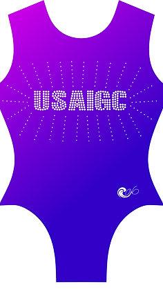 USAIGC LEOTARD