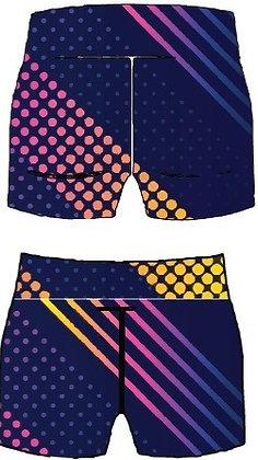 Halftone Shorts
