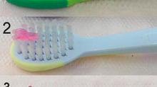 ¿Cómo puedo elegir una pasta dental adecuada para mi hijo menor de 3 años?