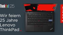 25 Jahre ThinkPad