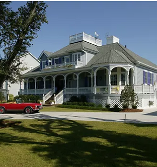Dean Residence - Hood Herring Architecture - Wilmington, North Carolina