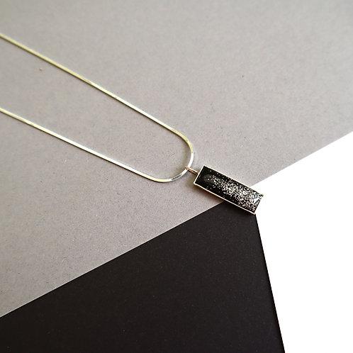 Chaine+Pendentif rectangle