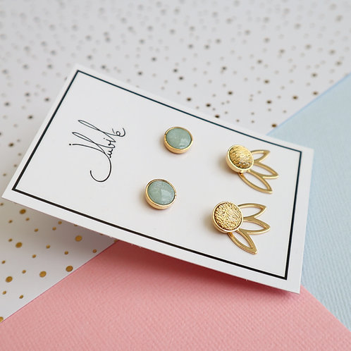 Puces DUO Gold Mint