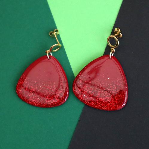Boucles triangle (médium)