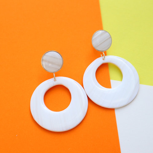 Boucles Rondes Ivory