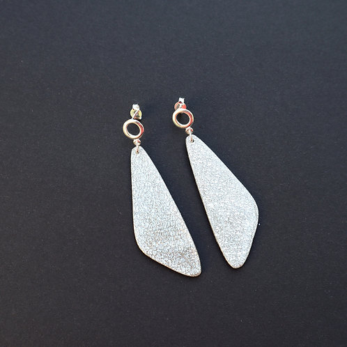 Boucles Glitter&Silver (taille M)