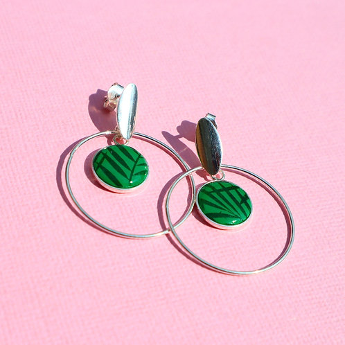 Boucles Petits anneaux