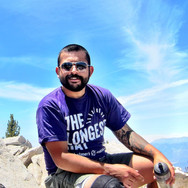 Mount San Jacinto, California - Summer 201
