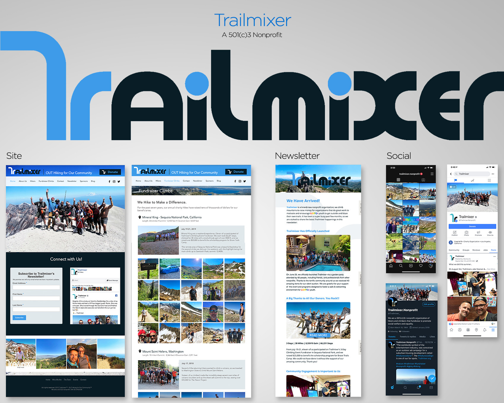 Trailmixer