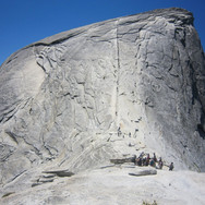 Half Dome, Yosemite National Park, California - Summer 2016