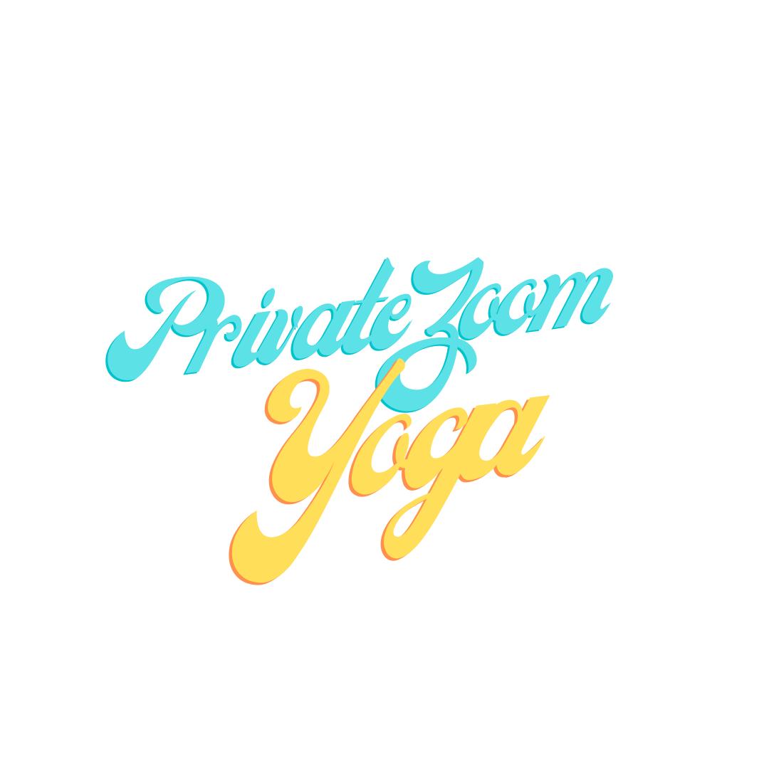 Yoga - Private Zoom Class