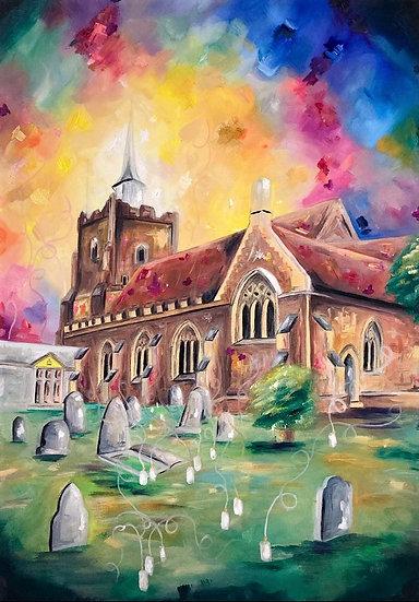 St Mary's Church, Maldon