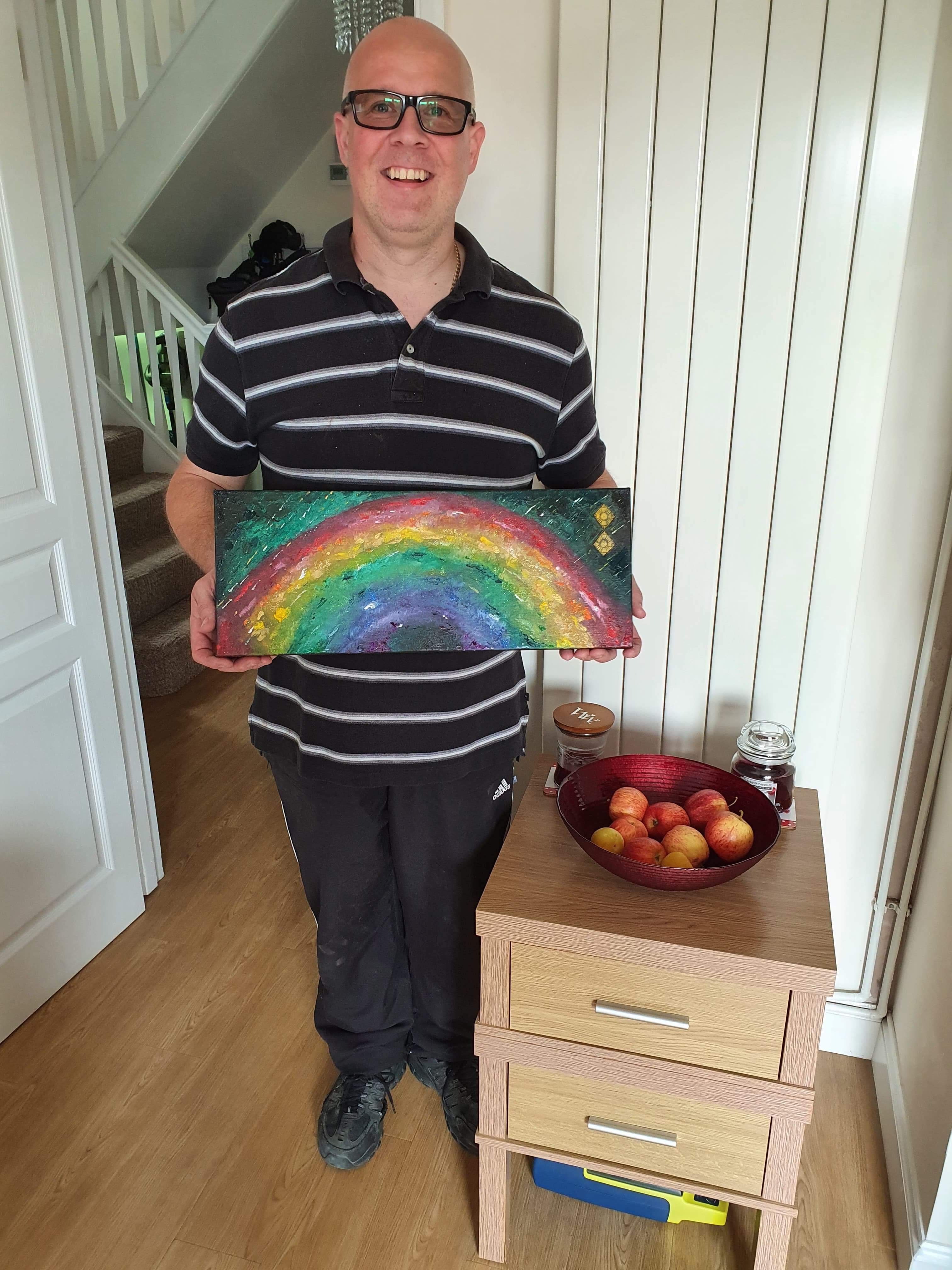 Rainbow for a Paramedic