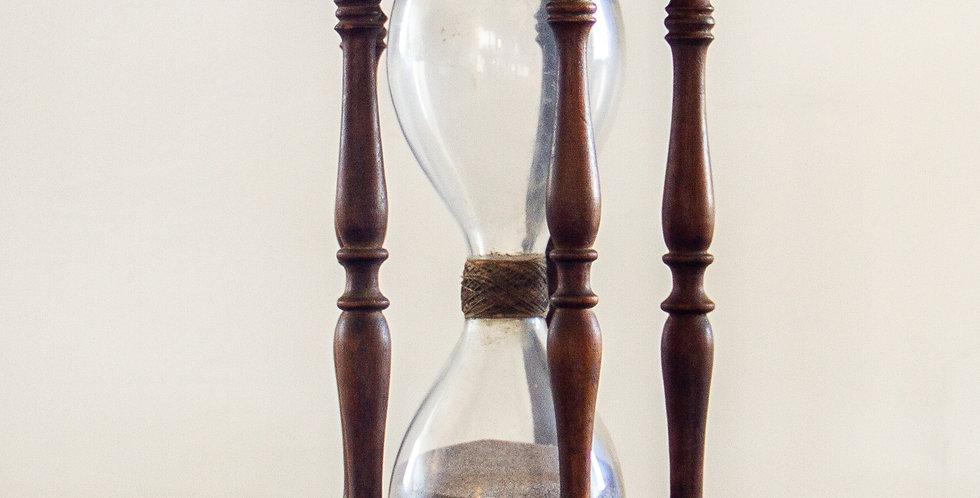 Large 19th Century Hourglass