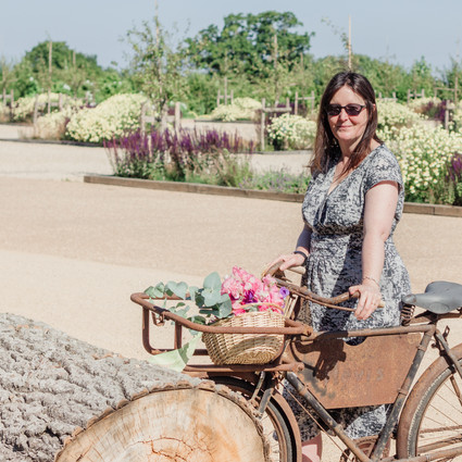 Evergeen Floral Design   Gemma Duck Personal Branding Photography Somerset