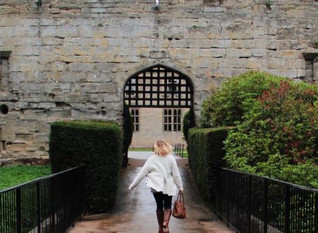 Postcards From . . . Warwick Castle, UK