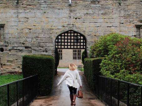 Postcards From . . . Warwick Castle, UK