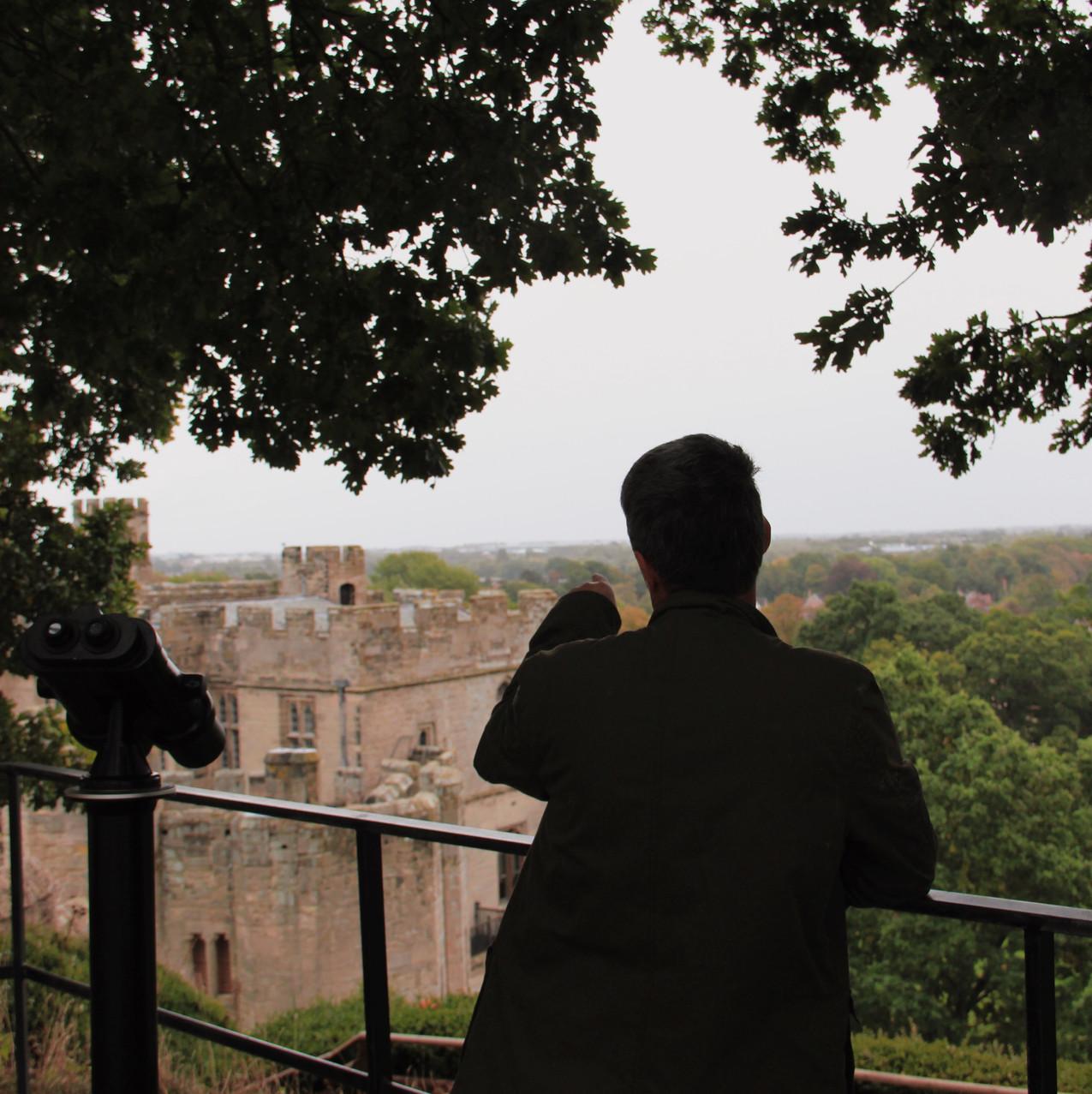 Warwick Castle / Oh Darling