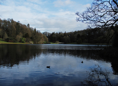 Postcards From . . . Stourhead, UK