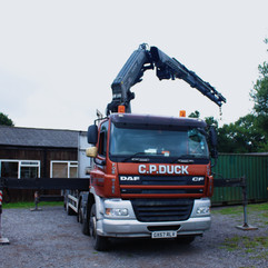 Crane Assisted Haulage Yeovil