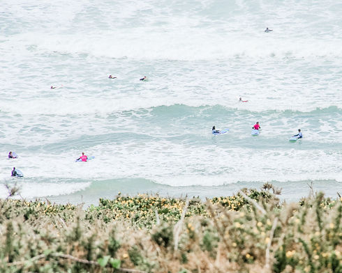 Gemma Duck / This Pretty Place Fine Art Print Collection / Travel Photography Photographer Photoshoot / Morning Surf
