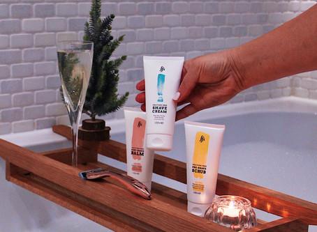 Friction Free Shaving - Christmas Offer