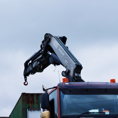 Crane Assisted Haulage Bath