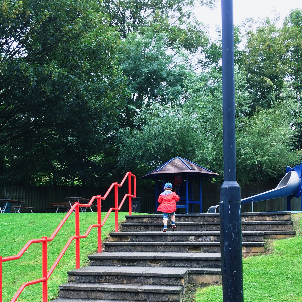 Radstock Park August 2017
