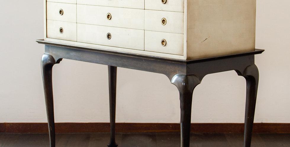 Kittinger Designed Twelve Drawer Cabinet
